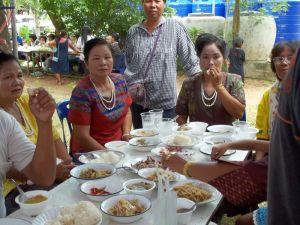 So essen wir in Thailand