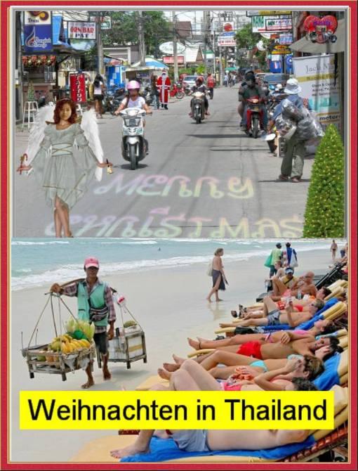 Weihn. in Thailand