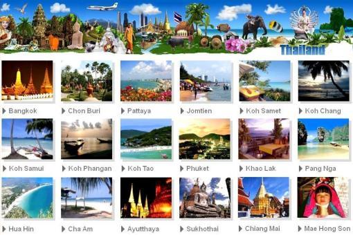 Thailand-Reisen