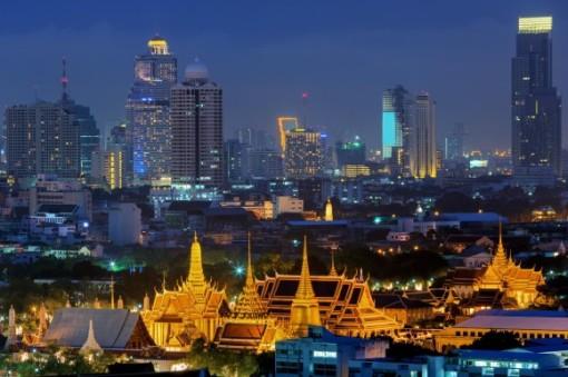 Wat Phra Kaeo Bkk