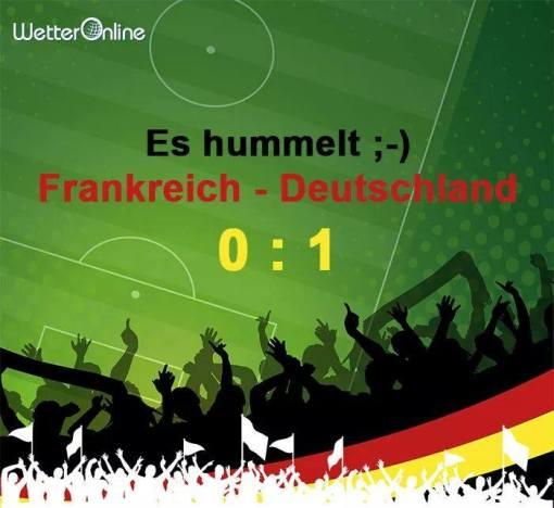 WM 2014 gegen Frankreich