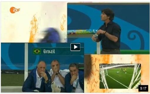 WM 2014 in  Erwartung